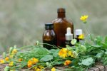use herbal medicine to treat fungal, bacterial and viral skin infections